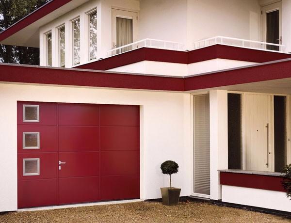 installation porte de garage manuelle ou automatique dunkerque lille. Black Bedroom Furniture Sets. Home Design Ideas
